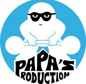 Logo Papa's Production